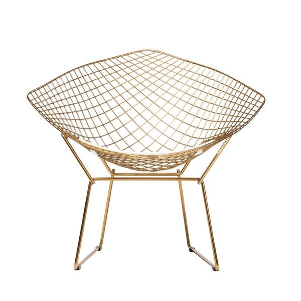 Fawcett Diamond Papasan Chair (Set of 2) by Mercer41