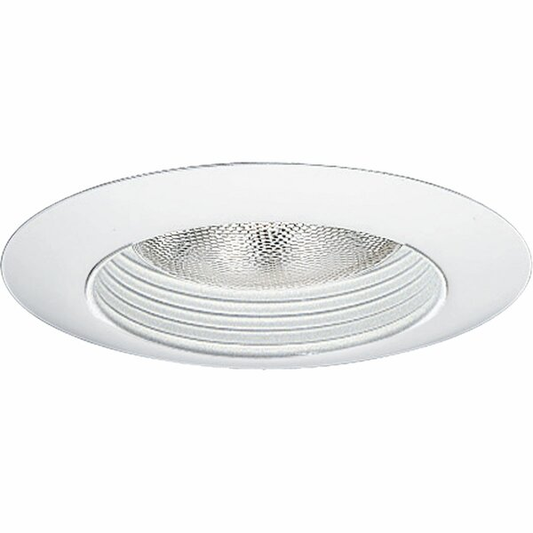 Step Baffle 6 Recessed Trim by Progress Lighting