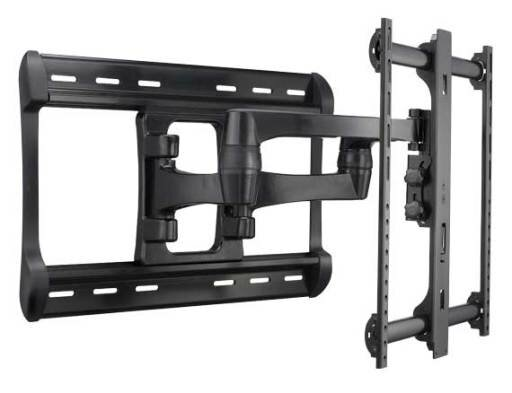 Full-Motion Swivel/Extending Arm Universal Wall Mount for 42-90 Flat Panel Screens by Sanus