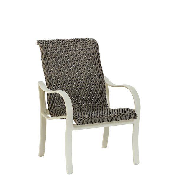 Shoreline Patio Dining Chair by Tropitone