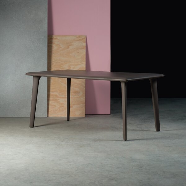 New Dessa Plastic Dining Table by Resol Grupo