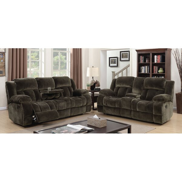 Shamavi Transitional Reclining  Living Room Collection By Red Barrel Studio