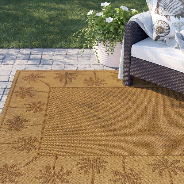 Barham Beige/Tan Indoor/Outdoor Area Rug by Sol 72 Outdoor