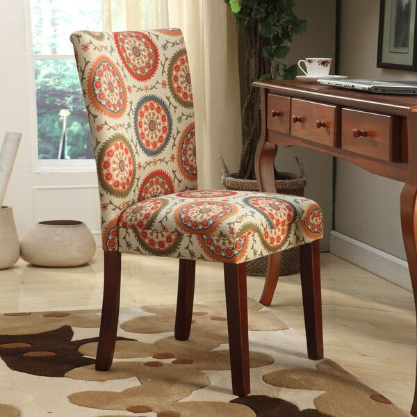 Lovejoy Deluxe Side Chair (Set of 2) by Winston Porter Winston Porter