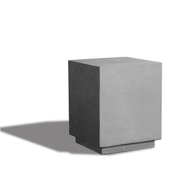 Pocklingt Stone/Concrete Side Table by Orren Ellis Orren Ellis