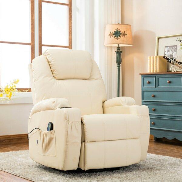 Control Reclining Full Body Massage Chair Brayden Studio BSTU4605