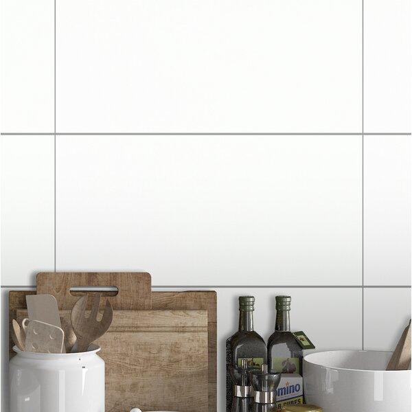 Surface 12 x 24 Porcelain Metal look Subway Wall & Floor Tile
