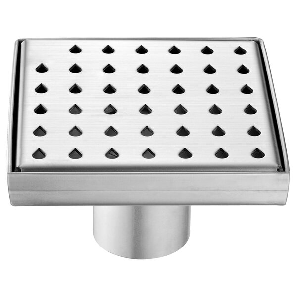 Nile River 2 Grid Shower Drain by Dawn USA