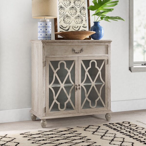 Mayra 2 Door Accent Cabinet by Mistana Mistana