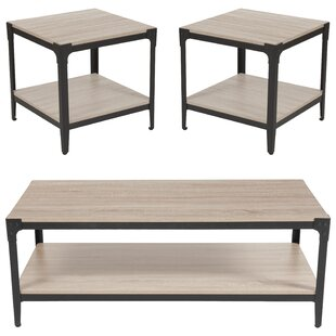 Grindle 3 Piece Coffee Table Set By Williston Forge