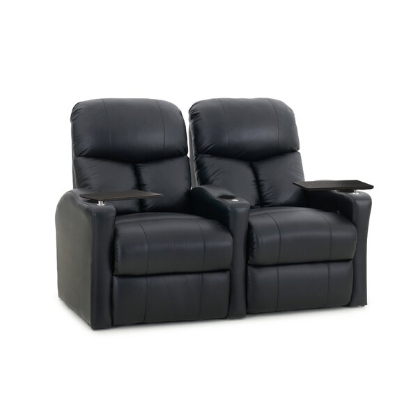 Home Theater Recliner (Row Of 2 Chairs) By Latitude Run