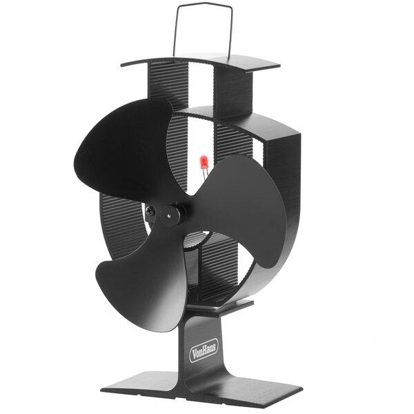 2 USB Stove Fan by VonHaus