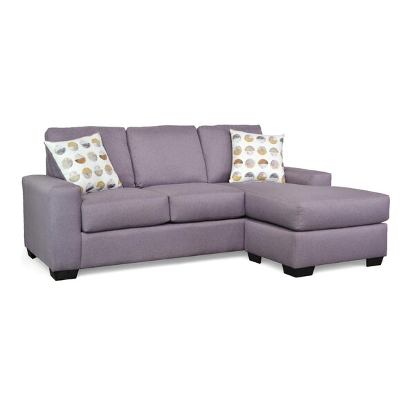 Excellent Quality Harpe Right Hand Facing Sofa Sectional by Piedmont Furniture by Piedmont Furniture