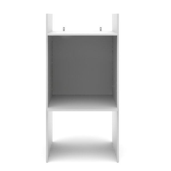 48.03 H x 23.46 W Shelving Unit Storage by Tvilum
