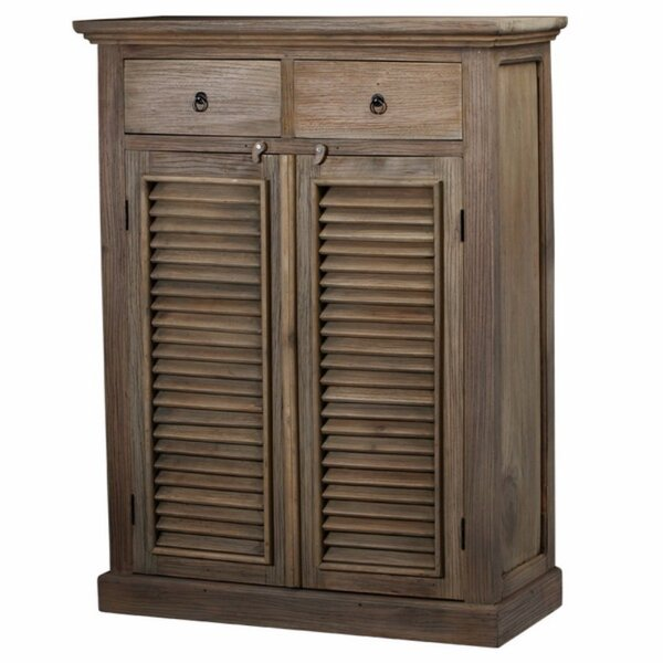 Christley 2 Drawer Accent Cabinet by Gracie Oaks