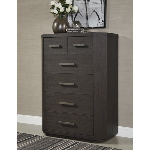 Tribeca Studio 6 Drawer Chest by Fairfax Home Collections