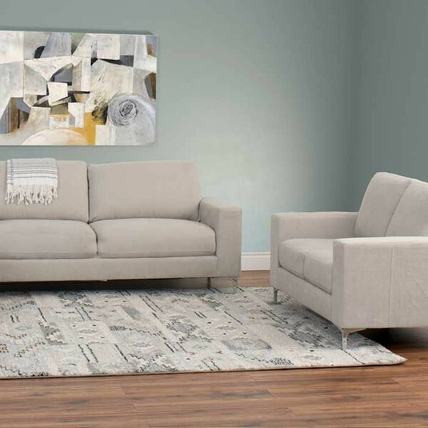 Hermia 2 Piece Living Room Set by Orren Ellis