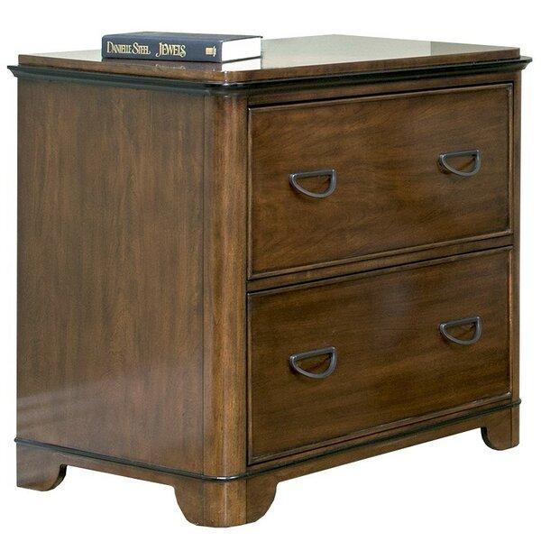 Raeann 2 Drawer Lateral Filing Cabinet