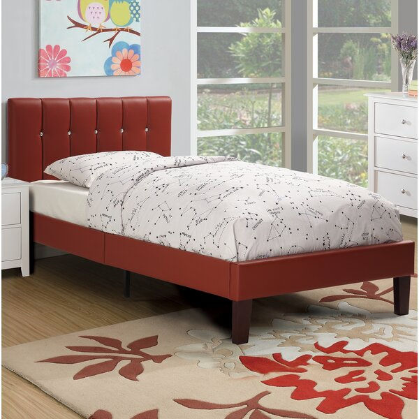 Risa Upholstered Platform Bed by House of Hampton
