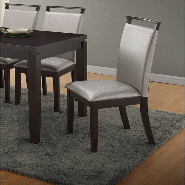 Wimbish Upholstered Dining Chair (Set Of 2) By Latitude Run