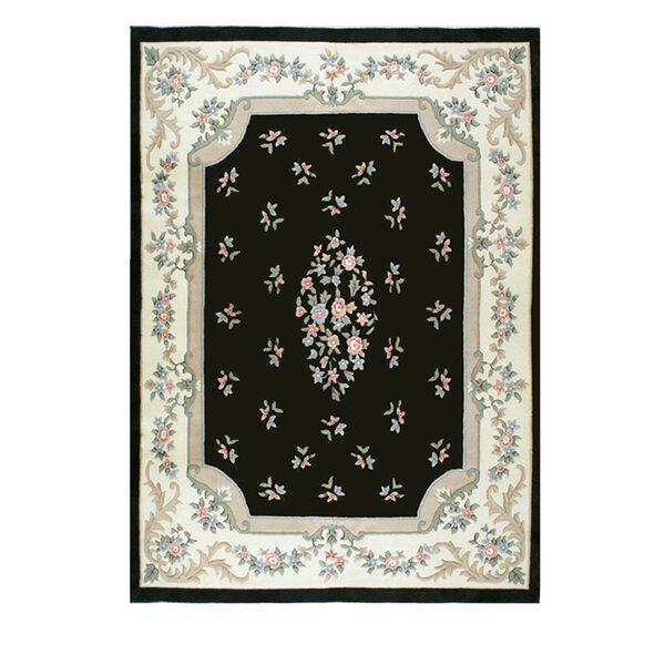 Floral Garden Multi-Colored Area Rug by American Home Rug Co.