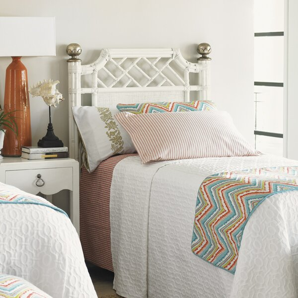 Pritchards Twin Panel Headboard By Tommy Bahama Home