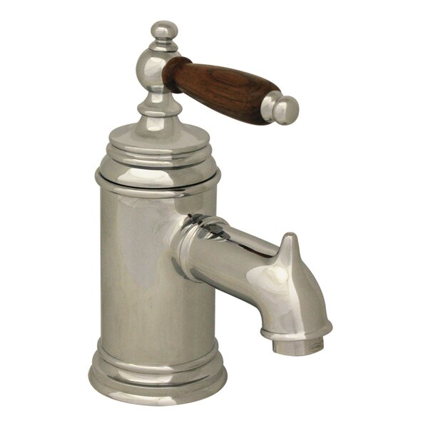 Fountainhaus Bathroom Faucet with Pop-Up Waste by Whitehaus Collection