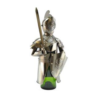 Knight 1 Bottle Tabletop Wine Rack by Wine Bodies