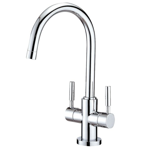 South Beach Vessel Sink Faucet Without Pop-Up And Plate By Elements Of Design