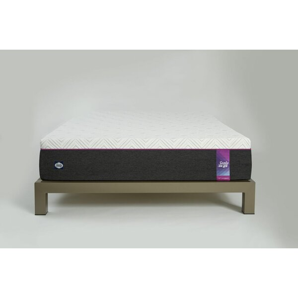 12 Medium Hybrid Mattress by Sealy
