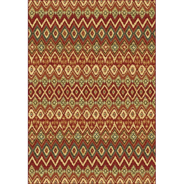 Berwick Multi-Colored Area Rug by World Menagerie