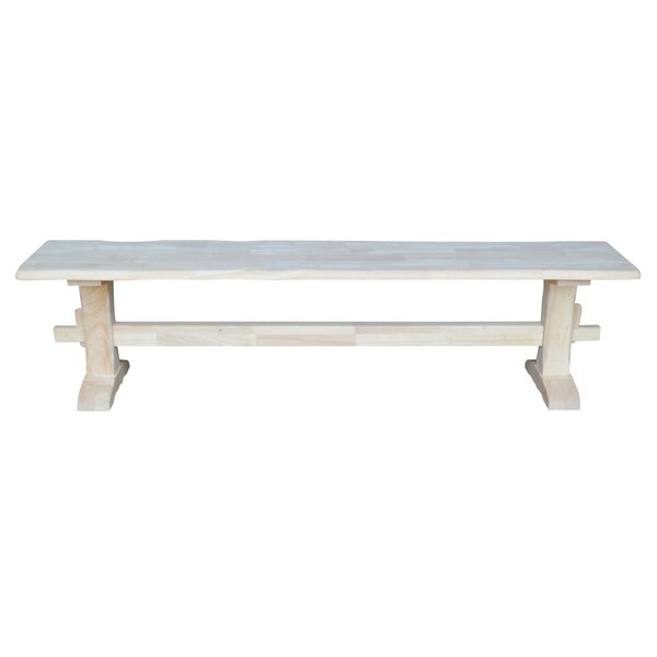 Polizzi Bench by August Grove