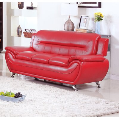 Beverly Fine Furniture Cecilia Sofa   Wayfair
