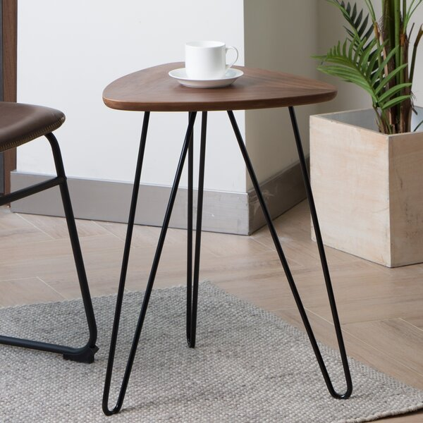 Cone End Table by Union Rustic
