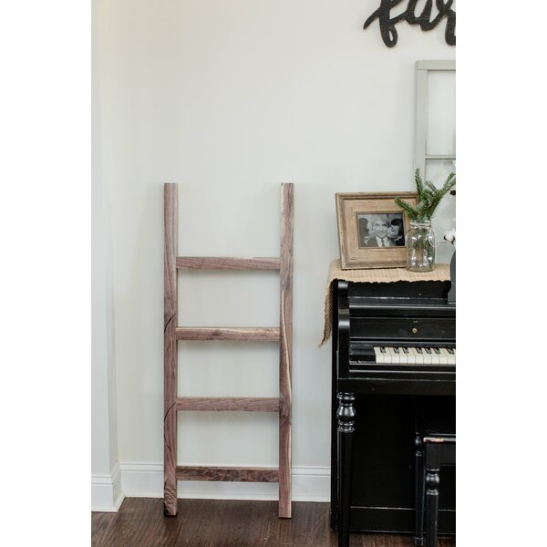 4 ft Decorative Ladder by Foundry Select