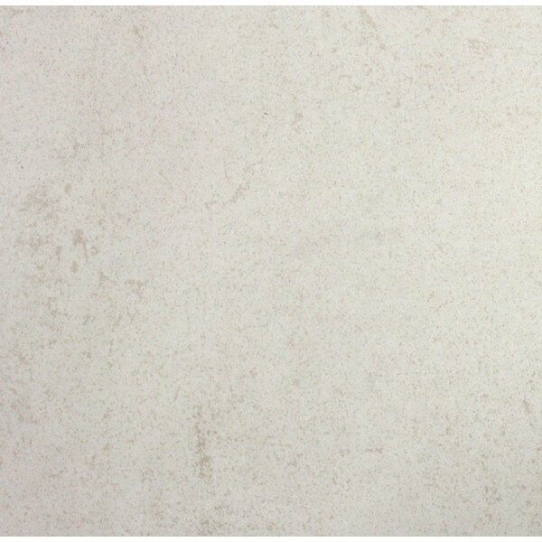 Dimensions Glacier 24 x 24 Porcelain Field Tile in Gray by MSI