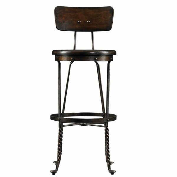 Howell 30 Bar Stool by Canora Grey