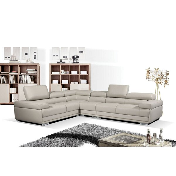 Durrant Sectional By Orren Ellis