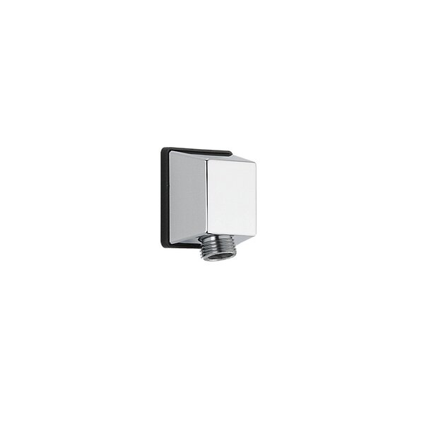 Universal Showering Components Wall Elbow - Square by Delta