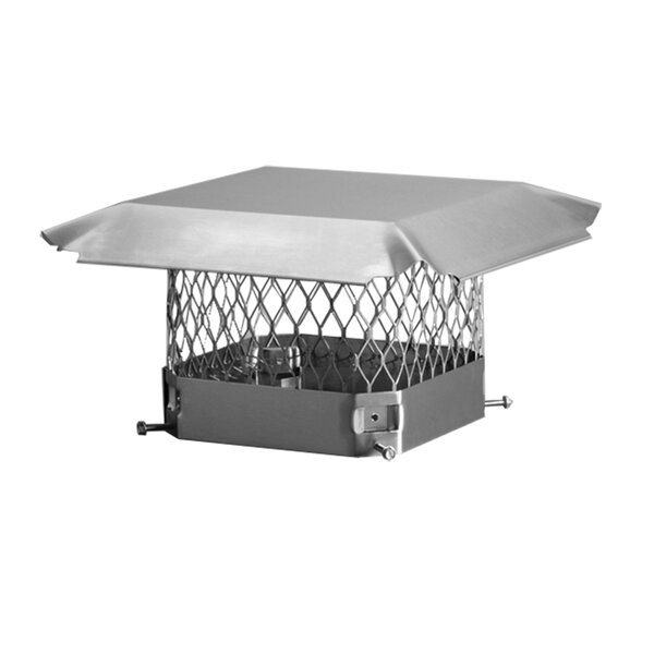 Steel Slip-On Chimney Cap by HY-C