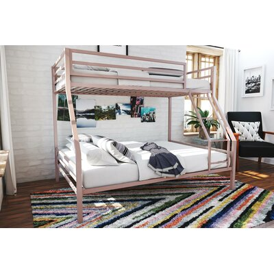 Maxwell Twin Over Full Bunk Bed Novogratz