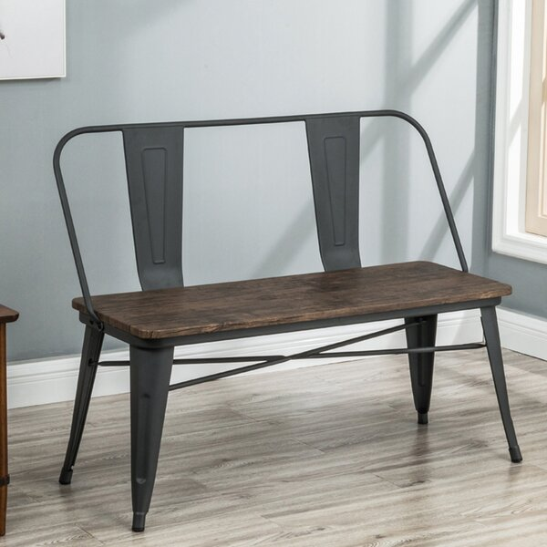 Aultman Bench by Williston Forge