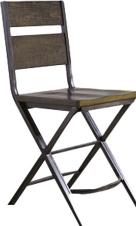 Elenore 24 Bar Stool (Set of 2) by Williston Forge