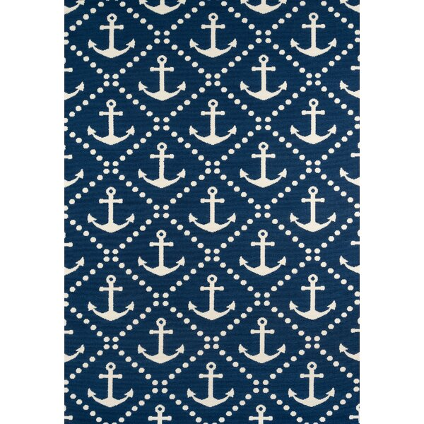 Halliday Indoor/Outdoor Area Rug by Beachcrest Home