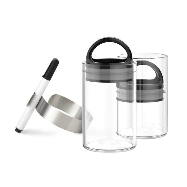 Evak Mini 6 Oz. Food Storage Container (Set of 2) by Prepara