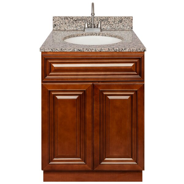 Grimsby 24 Single Bathroom Vanity Set by Charlton Home