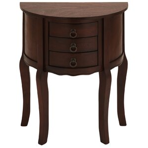 Anne Demilune End Table by..