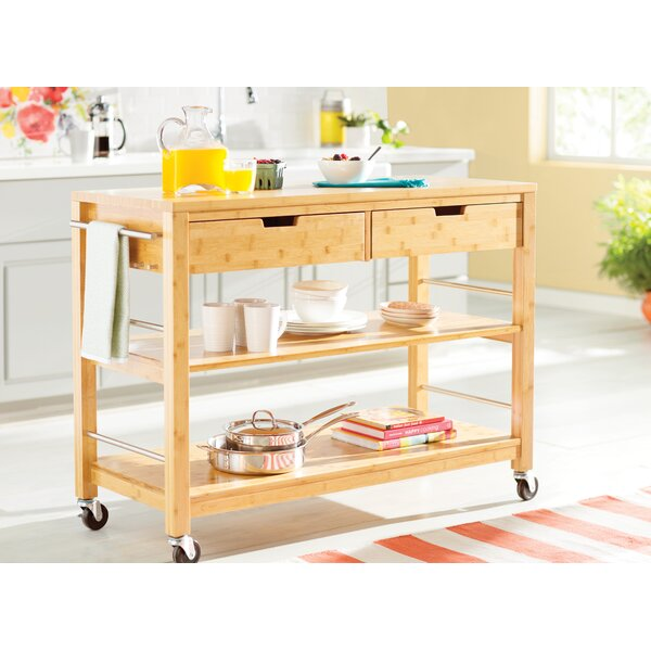 Jones Streetee Kitchen Island by Darby Home Co