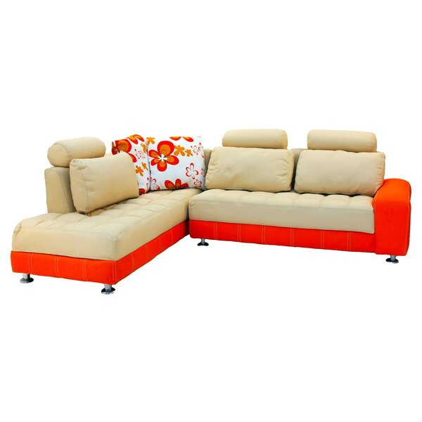 Jessica Sectional by A+ Child Supply