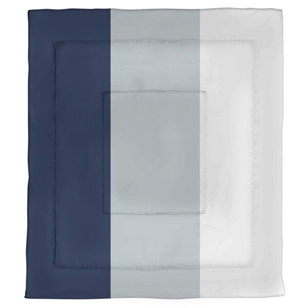 New York Bronx Baseball Single Reversible Comforter